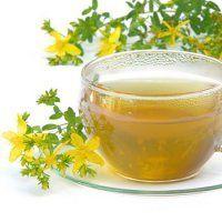 Чай зі звіробоєм від осінньої хандри