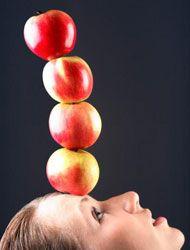 Яблучна маска