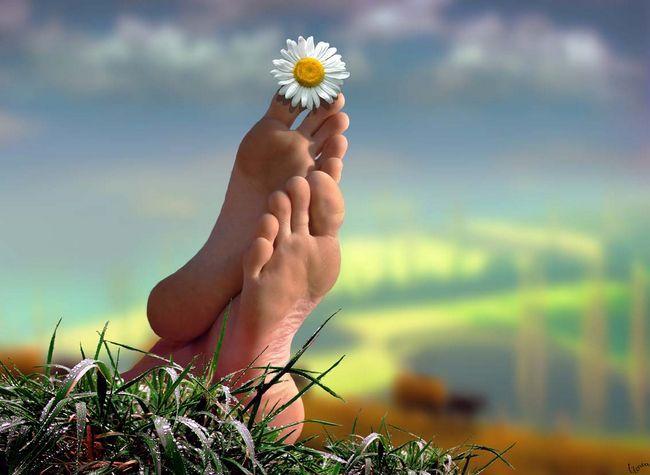 як прибрати мозоль на великому пальці ноги