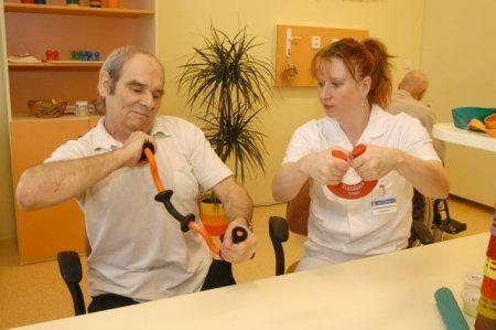 Ерготерапія - методика реабілітації хворих з порушеннями рухових функцій