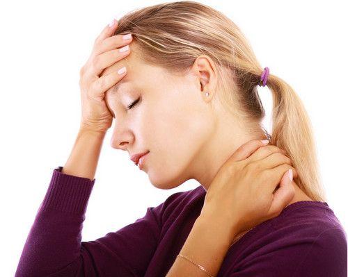 Головний біль і запаморочення