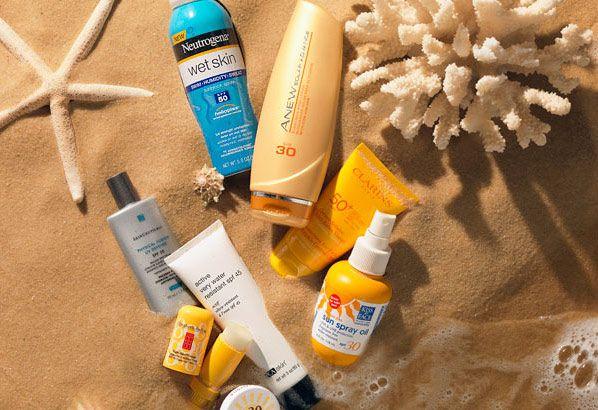 Захист особи від сонця, сонцезахисні креми, крем захист від сонця