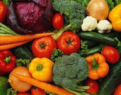 Маски для обличчя на основі овочів