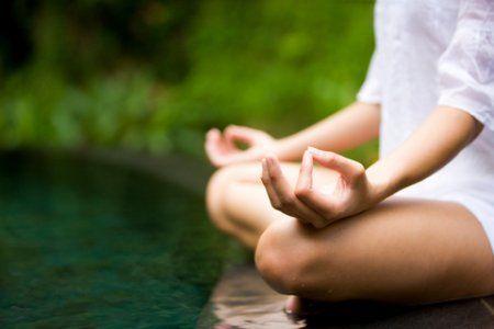 Медитація від стресу