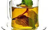 М'ятний чай для печінки