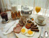 Щільний сніданок не зменшить відчуття голоду протягом дня