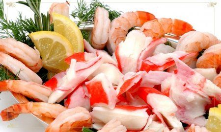 Риба, ікра та морепродукти - чемпіони серед афродизіаків
