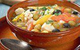 Рибний суп по-грецьки