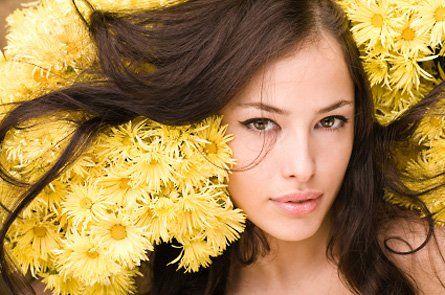 Догляд за шкірою обличчя і волоссям