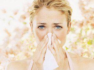 Весняна алергія