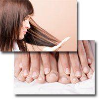 Волосся і нігті розкажуть про ваше здоров'я